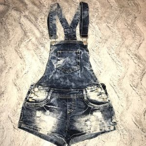 Other - Jean overalls